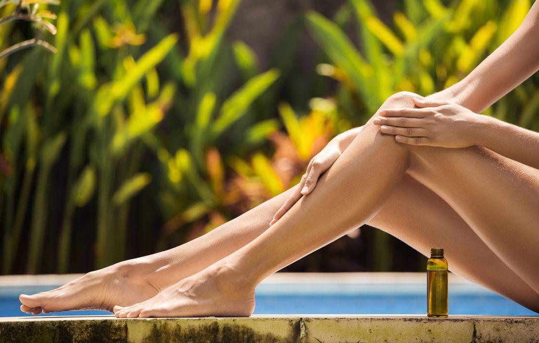 desetominutni trening za vitke i zategnute noge