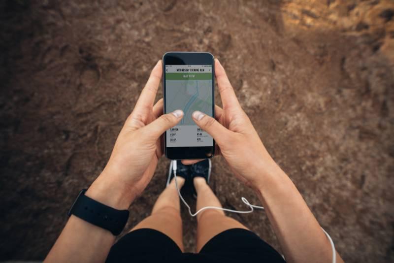 aplikacije za brzi hod
