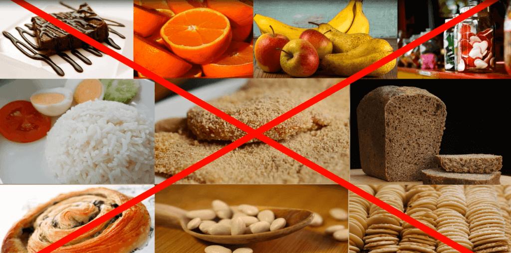 keto dijeta zabranjene namirnice